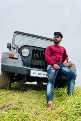 Vinod C R